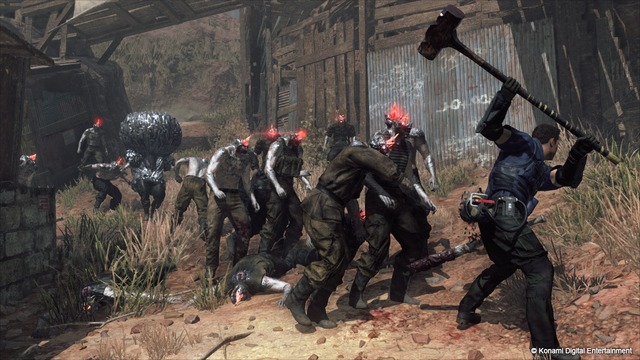 Images de Metal Gear Survive