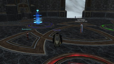 Dark Age of Camelot - Les reliques reprennent leur place dans Dark Age of Camelot