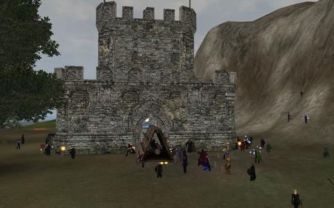 Dark Age of Camelot - La refonte des zones frontalières de Dark Age of Camelot