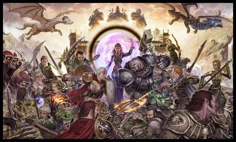 Dark Age of Camelot - Dark Age of Camelot a seize ans : un mois offert pour les anciens joueurs