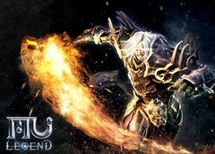 Le MMO hack & slash MU Legend s'annonce en Occident et en bêta