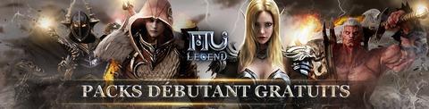 MU Legend - Distribution : 200 packs de démarrage pour bien débuter dans MU Legend
