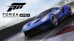 Sortie officielle de Forza Motorsport 6: Apex