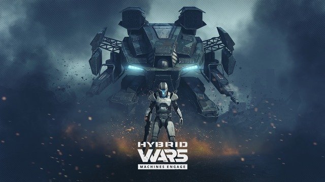 Image de Hybrid Wars