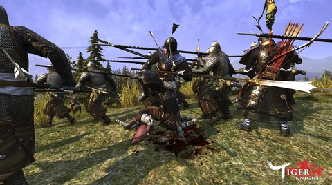 Tiger Knight - Vers une version occidentale pour le wargame MMO Tiger Knight: Empire War