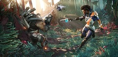 Amazon annonce Crucible, jeu d'action pensé pour les joueurs et les spectateurs