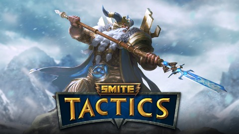 SMITE Tactics - Hi-Rez annonce SMITE Tactics, jeu tactique dans l'univers de SMITE