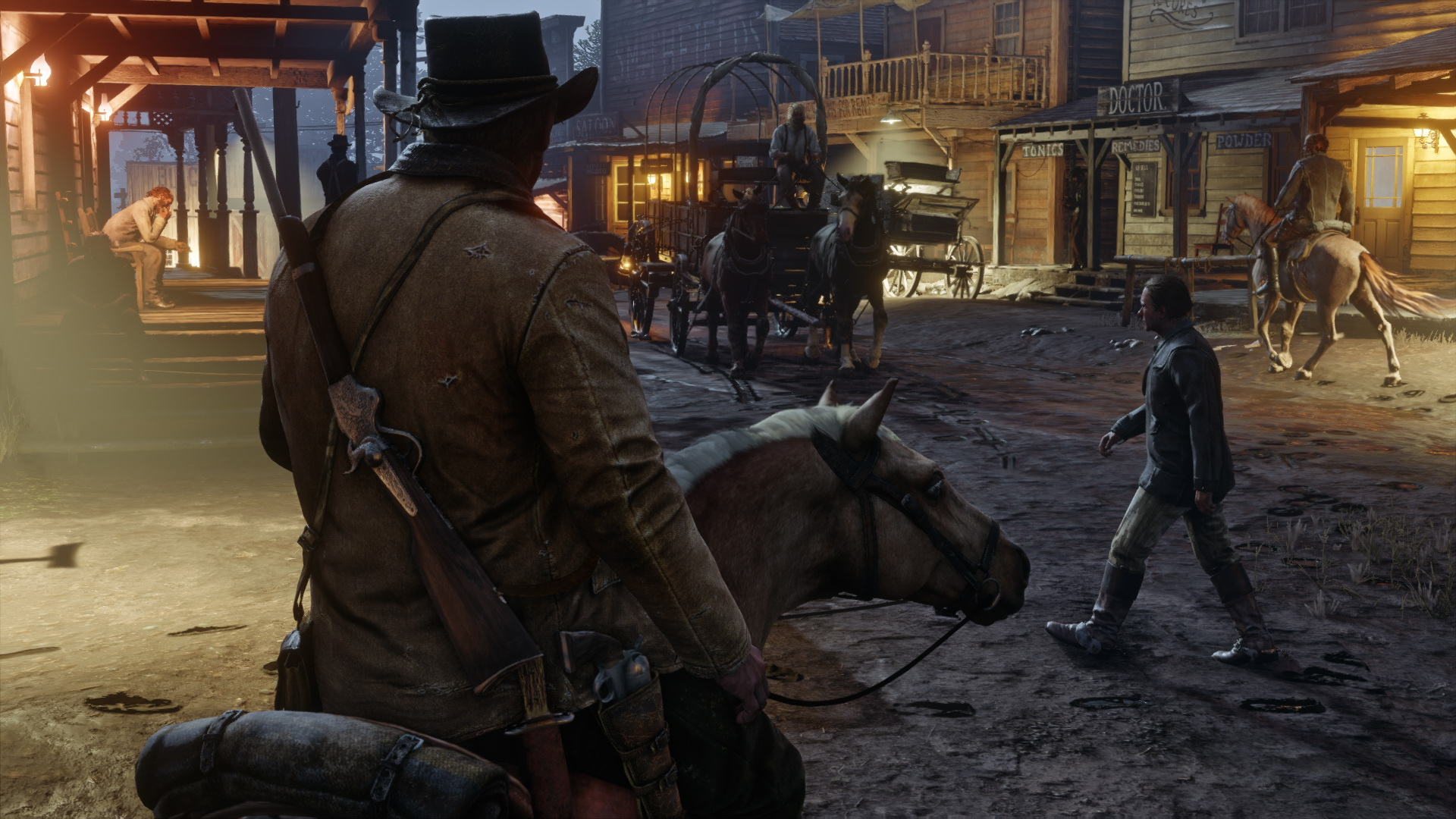 Red Dead Redemption 2 repoussé au printemps 2018
