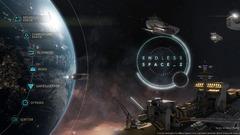 L'écran titre de la release