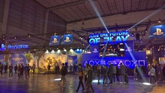 PGW - Stand Playstation
