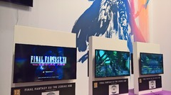 PGW - Stand Square Enix - Final Fantasy XII The Zodiac Age