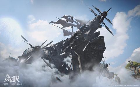 Ascent: Infinite Realm - Le MMORPG Ascent: Infinite Realm en bêta coréenne dès le 13 décembre