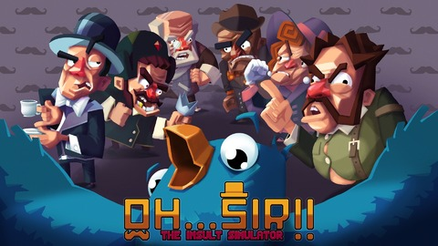 Oh... Sir !! - The insult simulator - Oh... Sir!! - The insult simulator, be gentle or not to be...