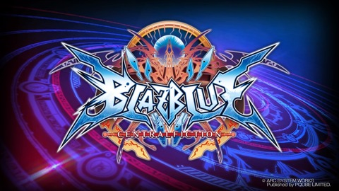Blazblue : Central Fiction - Test de Blazblue Central Fiction