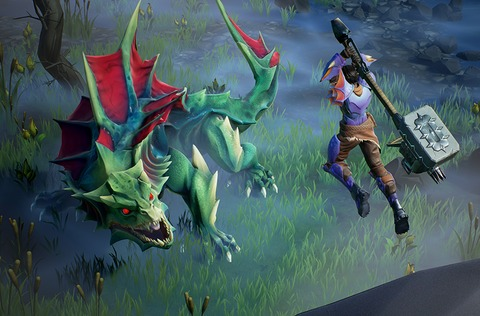 Dauntless - Phoenix Labs dévoile finalement Dauntless, son RPG online free-to-play