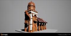 Temple (village empyréen)