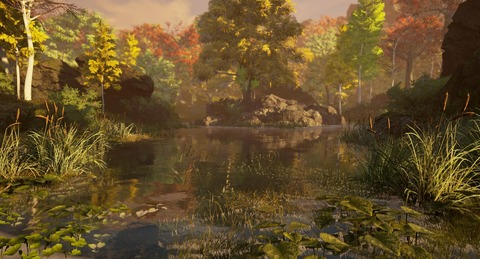 Ashes of Creation - Ashes of Creation récolte 3,27 millions de dollars sur KickStarter