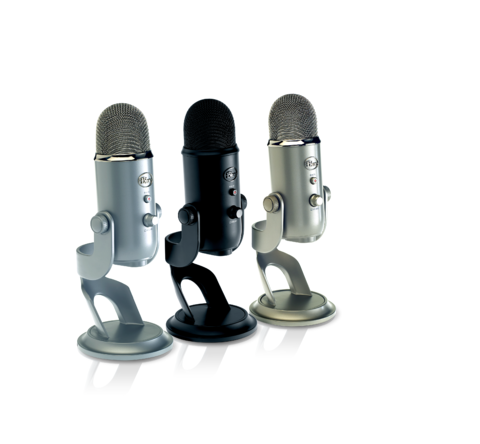 Blue Microphones - Test du Blue Yeti Blackout : l'excellence à petit prix
