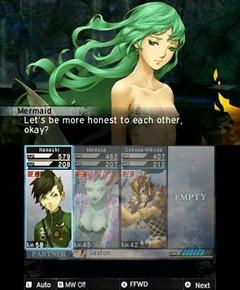 Shin Megami Tensei IV Apocalypse sur 3ds