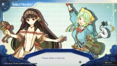 Test d'Atelier Shallie Plus : Alchemists of the Dusk Sea