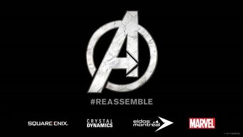 The Avengers - Marvel et Square-Enix en partenariat pour un jeu Avengers