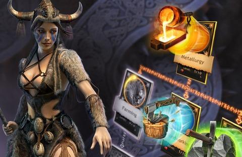 Vikings: War of Clans - Vikings: War of Clans débarque sur navigateurs web