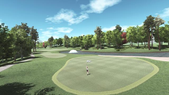 Image de VR Golf Online