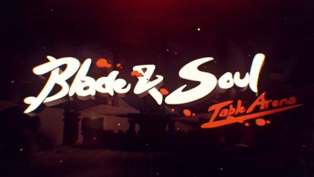 Logo de Blade & Soul: Table Arena