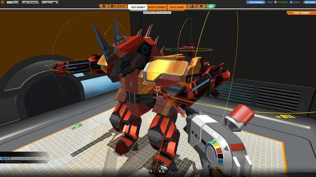 Images de Robocraft