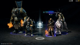 Monolith s'explique sur le « Marché » de Middle-earth: Shadow of War