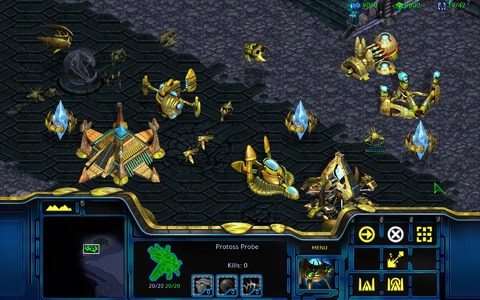 StarCraft Remastered - En attendant StarCraft Remastered, Starcraft Anthology est distribué gratuitement