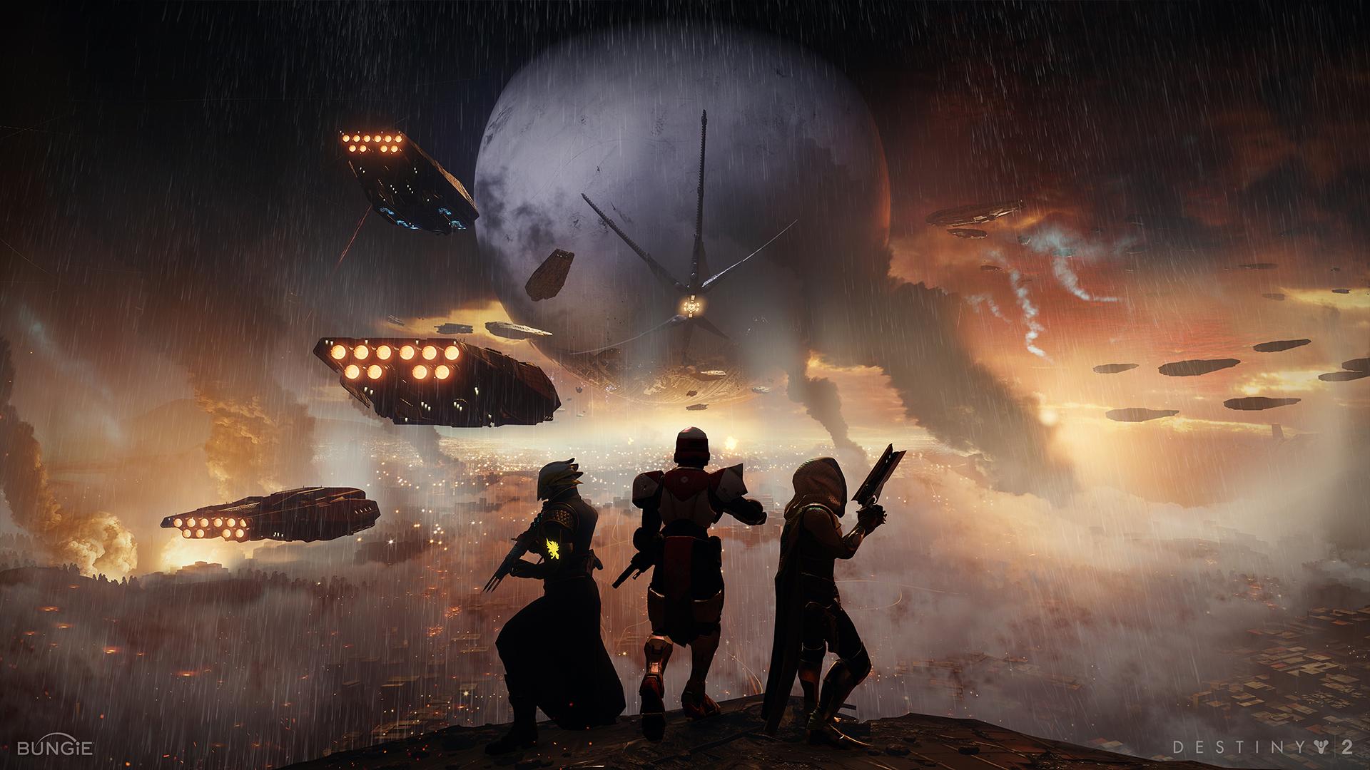Destiny 2 sur PC : dates de l'arrivée du raid,…