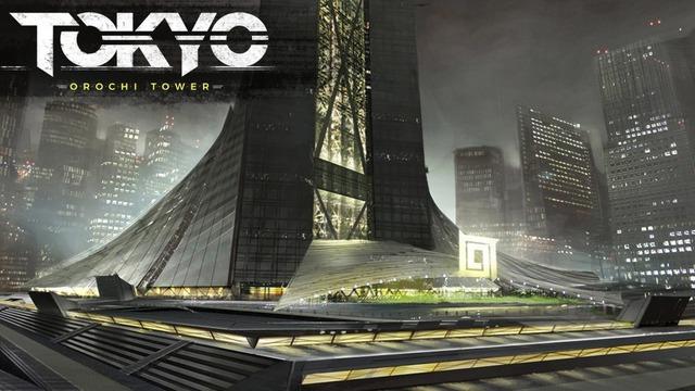 Tokyo 3 - Header