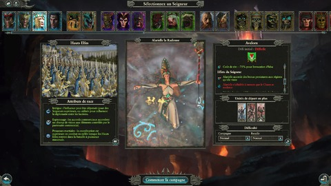 Total War Warhammer II - Test du DLC The Queen and The Crone pour Total War Warhammer 2