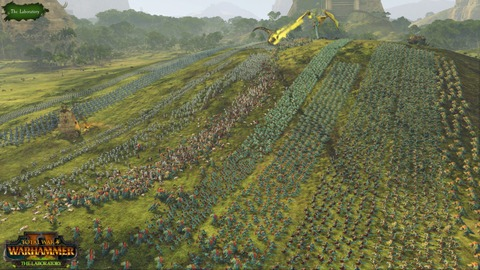 Total War Warhammer II - Total War Warhammer II dévoile son mode expérimental, The Laboratory