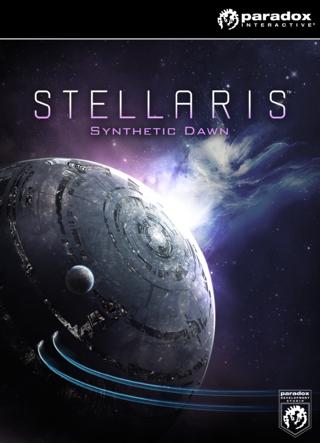 Gamescom 2017-  Stellaris : Synthetic Dawn DLC