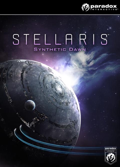 Stellaris - Gamescom 2017-  Stellaris : Synthetic Dawn DLC