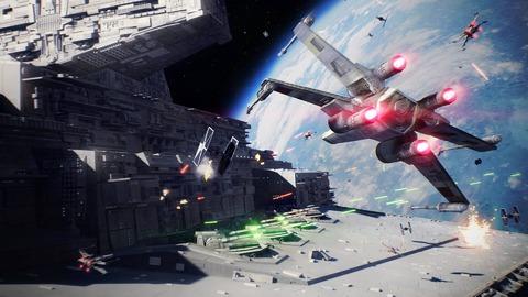 Star Wars Battlefront II - Star Wars Battlefront II en bêta : configurations requises