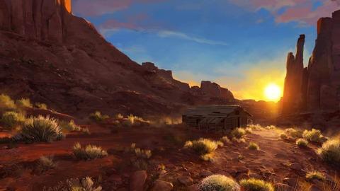 Trois environnements au lancement de Wild West Online