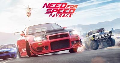 Un système de progression revu pour Need for Speed Payback