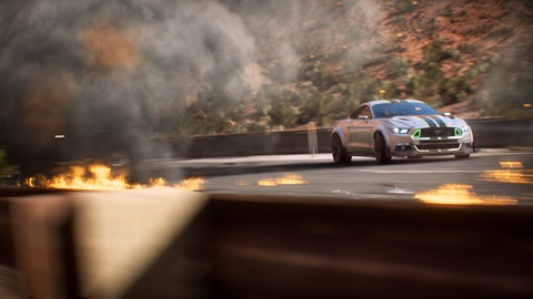 Need for Speed Payback - Need for Speed veut sa revanche avec Payback