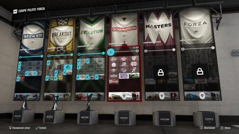 Forza Motorsport 7 - Test de Forza Motorsport 7 - Accessible mais exigeant