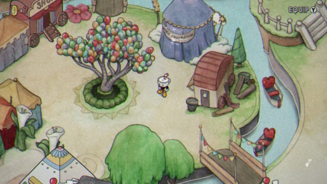 Test de Cuphead sur Xbox One