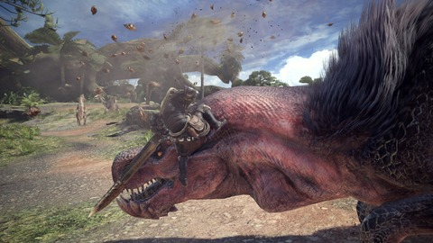 Monster Hunter World - Monster Hunter World jouable pour la première fois à la gamescom