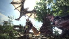 Une version jouable de Monster Hunter World à la Paris Games Week 2017