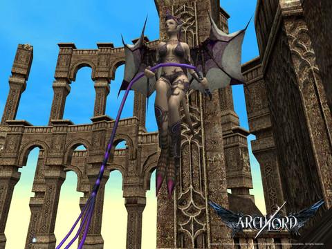"""Archlord - L'épisode 4 """"Chaotic Frontier"""" en mars 2010"""
