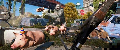 Far Cry 5 - Un éditeur de contenu « Arcade » pour étoffer Far Cry 5