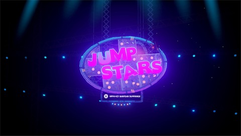 Jump Stars - Test de Jump Stars : un party game minimaliste