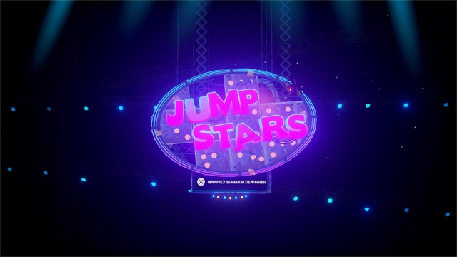 Test de Jump Stars : un party game minimaliste