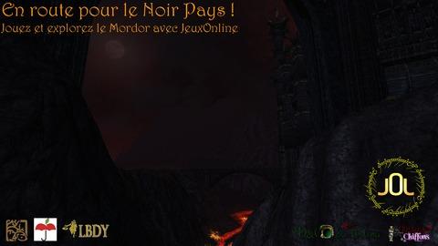 Mordor - Concours : En route vers le Mordor